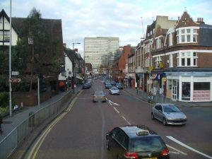 South Croydon taxis